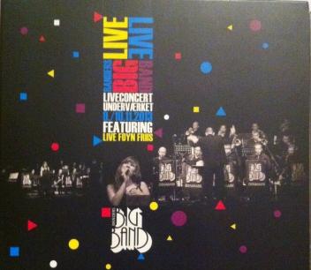 Live Foyn Friis with Bigband