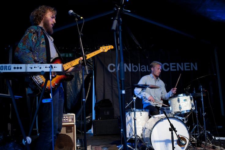 Live Foyn Friis at Aarhus Festuge, Foto: Toke Hage.