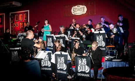 Live Foyn Friis & Randers Big Band at Rio Scenarium, Brazil