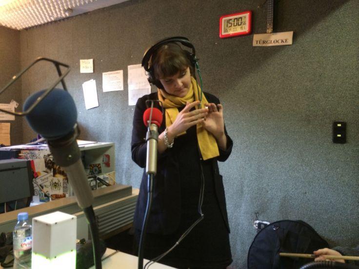 IMG_0925Me on Radio