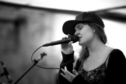 Live Foyn Friis at Aarhus Jazz Festival 2017 - a photo by Timo Kofod (www.blom-kofod.dk)