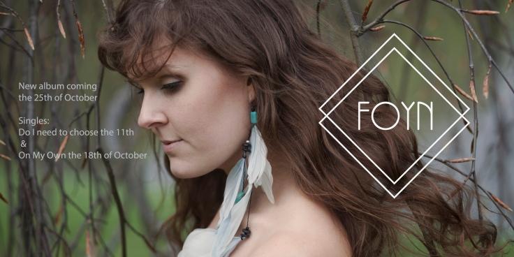 Live Foyn Friis-FOYN - Linnea Syversen album+singler